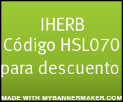 iherb cupon descuento
