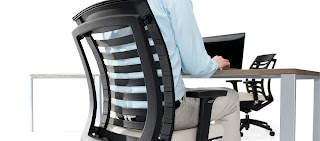 Fight Back Pain At Work With The Right Office Chair