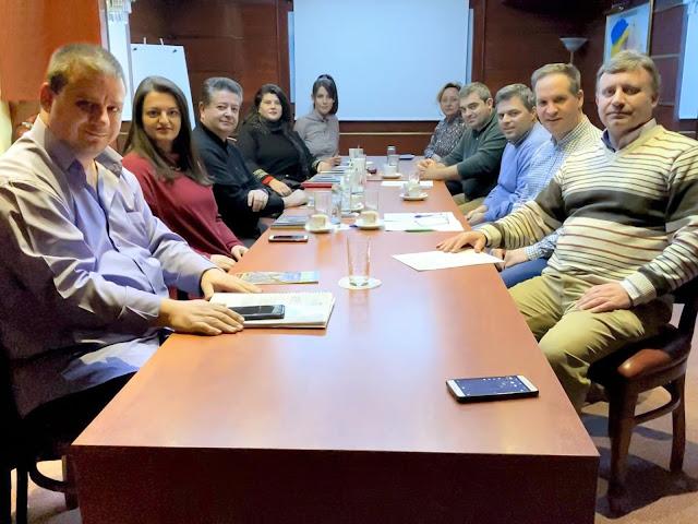 Γιάννενα: Συνάντηση με το Σωματείο «Αποφοίτων και Σπουδαστών Θρησκευτικού Τουρισμού και Προσκυνηματικών Περιηγήσεων