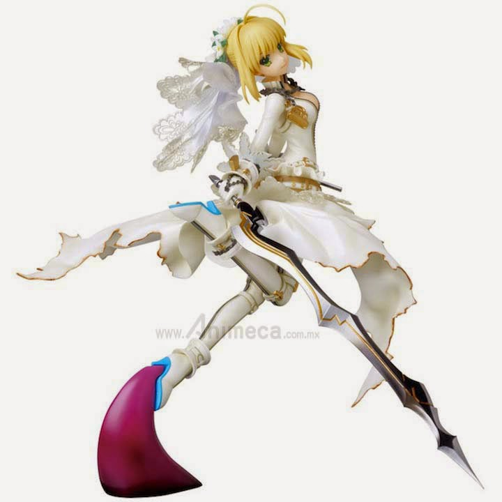 SABER Bride PERFECT POSING PRODUCTS FIGURE Fate/EXTRA CCC Medicom Toy