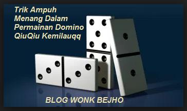 Trik Ampuh Menang Dalam Permainan Domino QiuQiu Kemilauqq