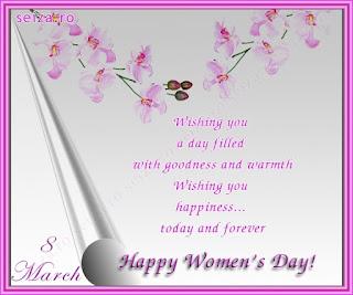 Postales para el dia de la mujer