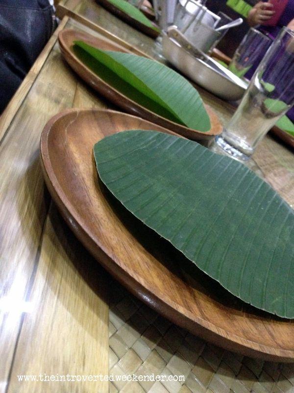 Native plates at Apag Marangle