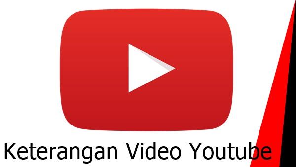 Keterangan Video Youtube di Aplikasi Tersembunyi