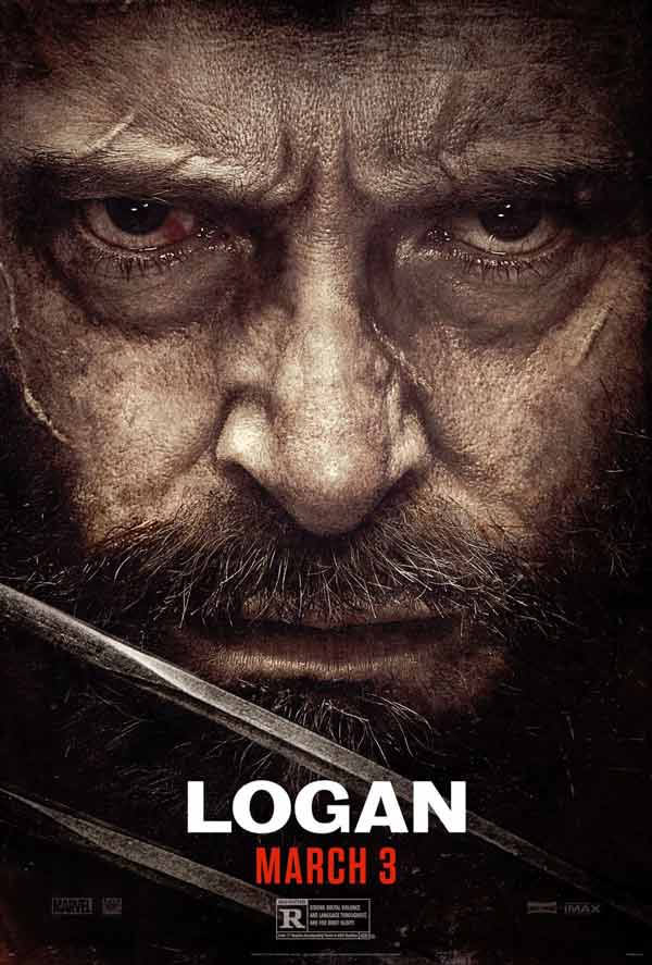 Logan movie poster official hd