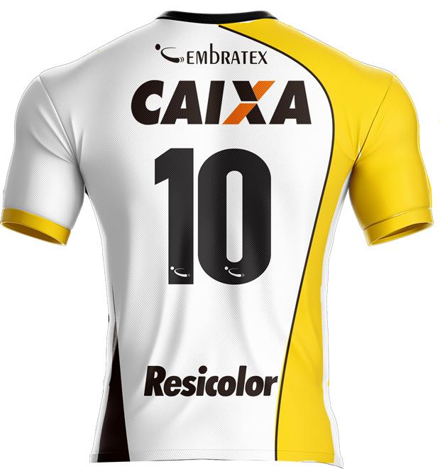 0e5f15e4df Compre camisas do Criciúma e de outros clubes e seleções de futebol