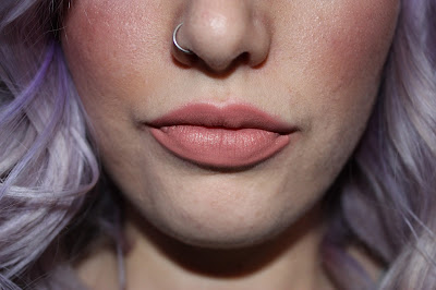 Buxom Wildly Whipped Lightweight Liquid Lipstick in Nudist