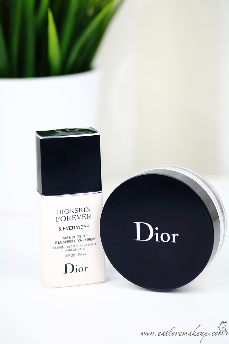 Dior Diorskin Forever & Ever Control - Extreme Perfection & Matte Finish Invisible Loose Powder