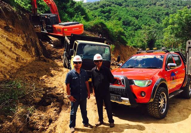 Hasanuddin MD. MT : Mengabdi Tanpa Henti Untuk Kemajuan Daerah