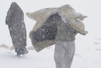 Cuaca Dingin Ekstrem Akan Melanda Saudi Pekan Ini