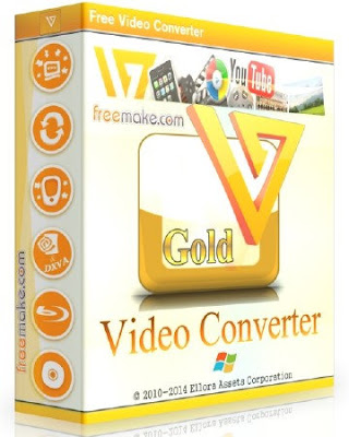 Freemake Video Converter Gold 4.1.9.45 en Español
