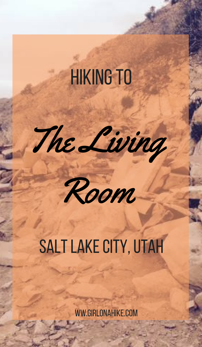 The Living Room Hike, Utah, Hiking In Utah With Dogs