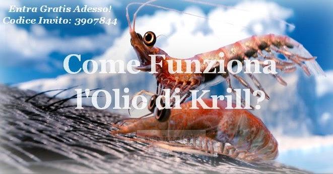 Come funziona l'Olio di Krill Snep?