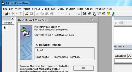 Cara Install Visual Basic 6.0 Enterprise Edition