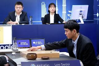Korean Go body to ban smartphones thanks to Google's AI