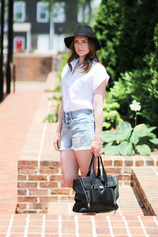 Cute simple summer outfits-Pardon My French