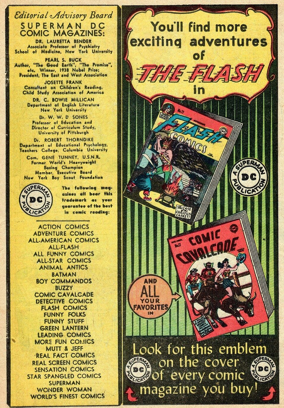 Read online All-Flash comic -  Issue #25 - 35