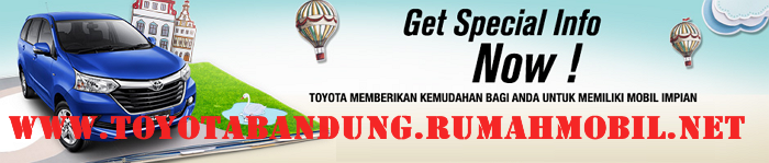 Dijual Mobil Toyota Avanza Di Kecamatan Arjasari