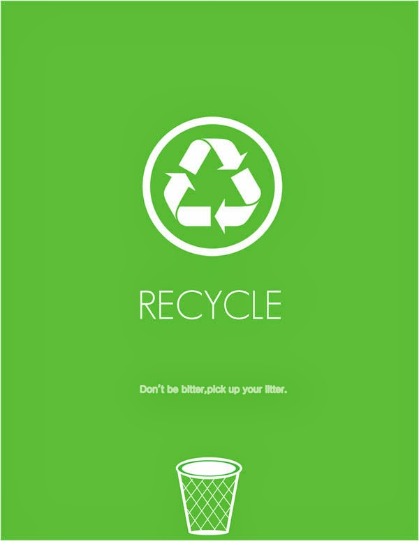 Recycling Posters 45 Creative Amp Effective Examples