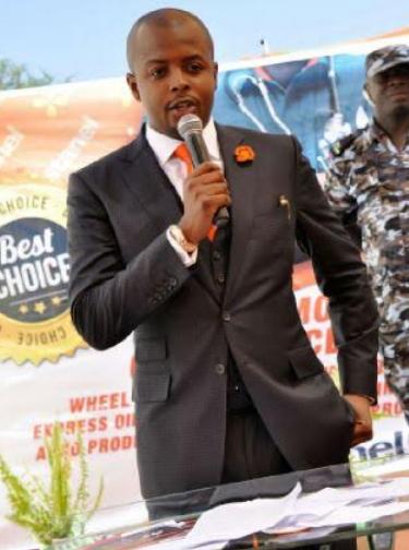 uzochukwu stanley feeds widows orphans