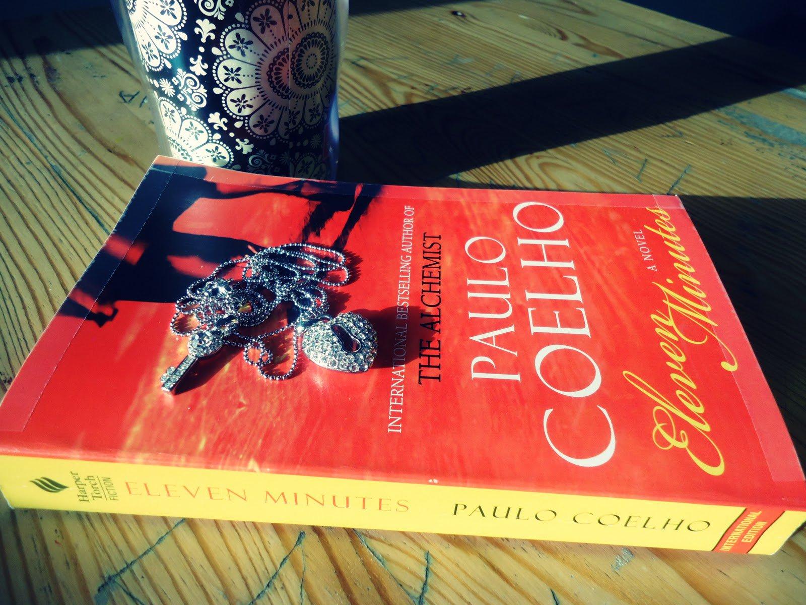 Paulo Coelho - Eleven Minutes book, bestseller