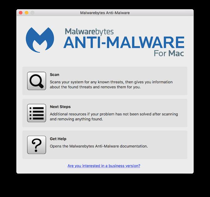 Malwarebytes for Mac Instructions