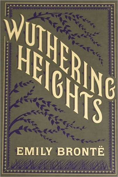 an analytical review on emily bronte's Free emily bronte papers, essays, and research papers  analysis of wuthering heights by emily bronte wuthering heights is, in many ways, a novel of juxtaposed pairs: catherine's two great loves  [tags: summary, revenge, redemption.