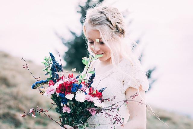 hoa cô dâu đẹp nhất 1