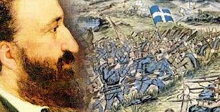 Αφιέρωμα στον Λορέντζο Μαβίλη. Σκοτώθηκε στις 28 Νοέμβρη 1912. Την ώρα που ξεψυχούσε θα πει: «...Περίμενα πολλές τιμές, από τούτον τον πόλεμο, αλλά όχι και την τιμή να θυσιάσω τη ζωή μου για την Ελλάδα μου».