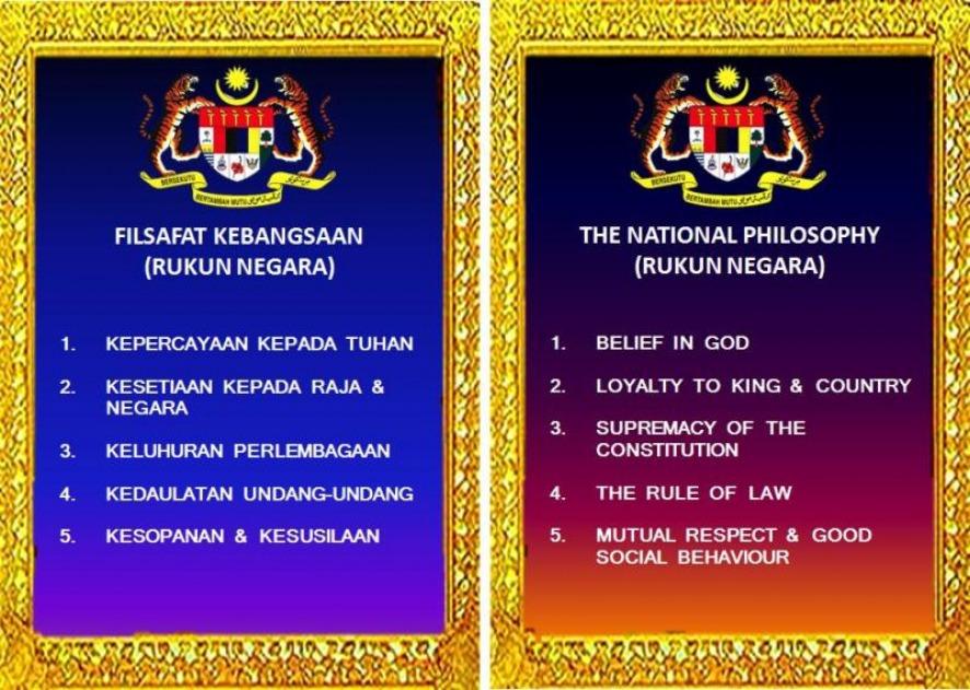 Topik: Memahami Prinsip dan Rukun Negara Malaysia 2 ...