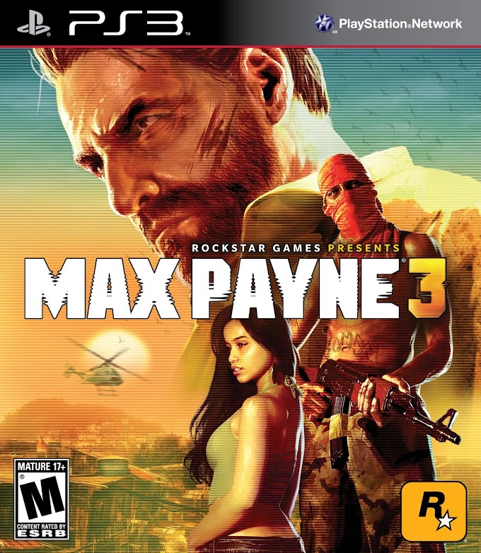 [PlayStation Game] Max Payne 3