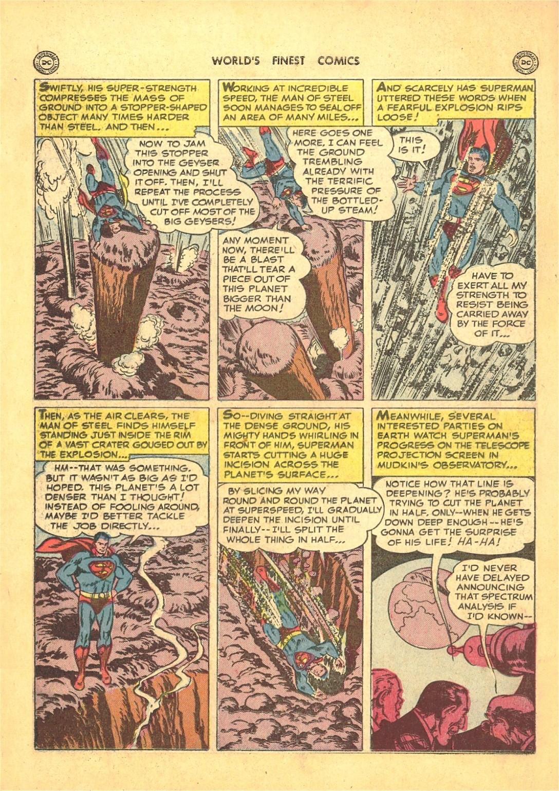 Read online World's Finest Comics comic -  Issue #50 - 11