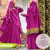 Baju Muslim Terbaru Gamis Syari Fanta WMG059
