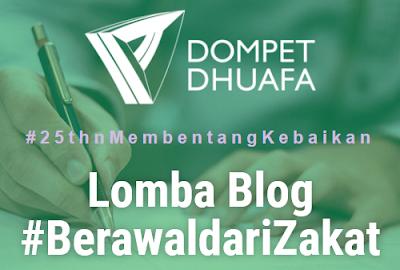 25 TahunDompet Dhuafa Membentang Kebaikan Berawal Dari Zakat