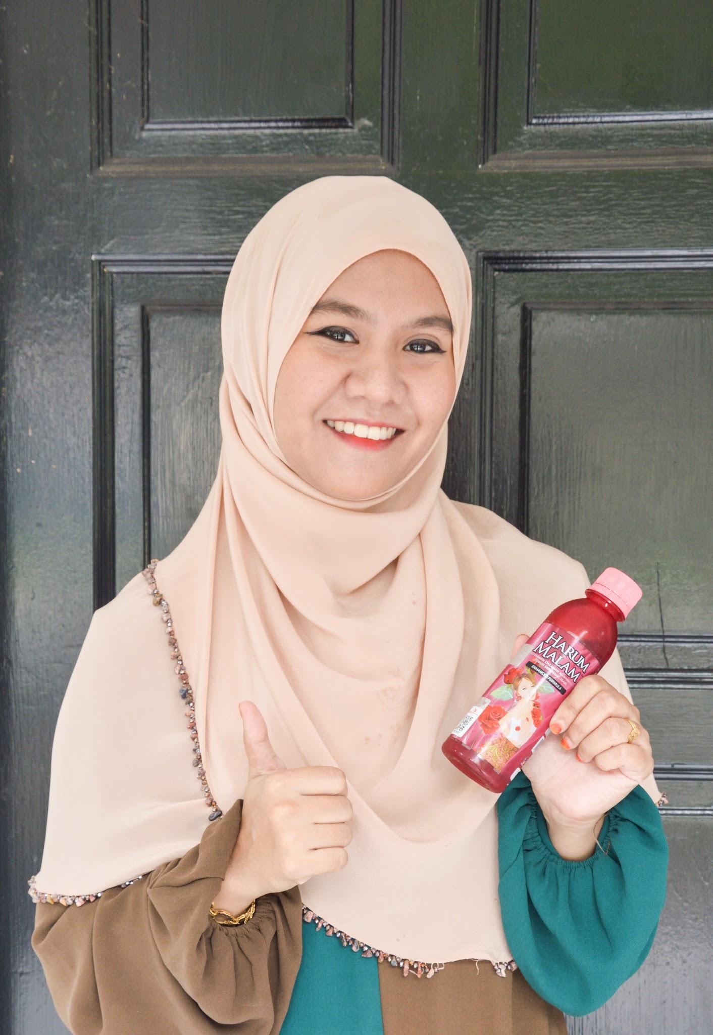 Millennial Gen Sdn Bhd , Harum Malam healthy drink, woman healhty drink, kebaikan harum malam, kandungan harum malam,