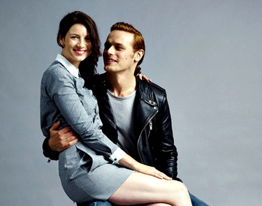 sam heughan and caitriona balfe relationship 2015