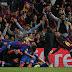 Barca fined £16,500 over fans' improper celebration