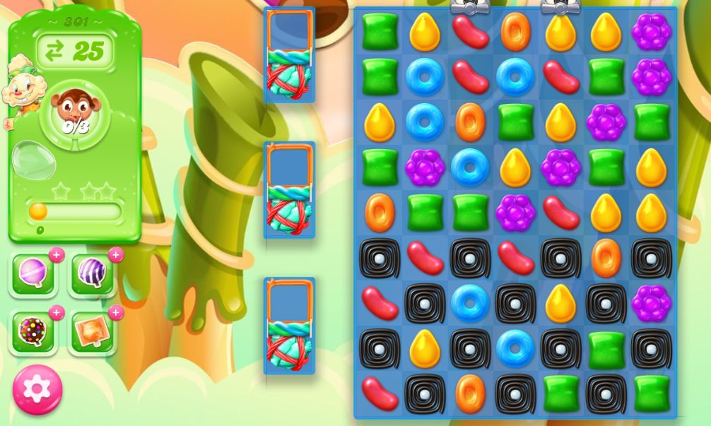 Candy Crush Jelly Saga 301