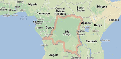 Fourteen found dead in DR Congo's restive east