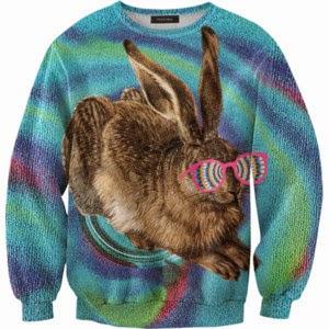 Para los amantes de los conejos.