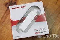 116k - Kích sóng wifi Mercury chính hãng giá sỉ và lẻ rẻ nhất