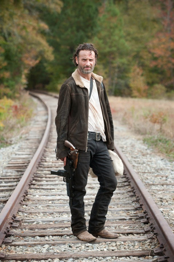 Rick en The Walking Dead 4x15 - US