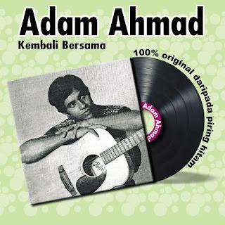 Adam Ahmad - Kau Pergi Jua MP3