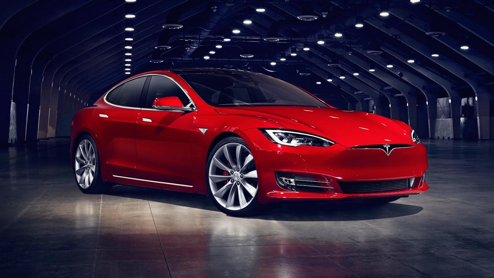 Lộ diện Tesla Model S - Siêu xế điện sẽ thay đổi thế giới?
