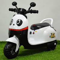 motor mainan aki junior scooter