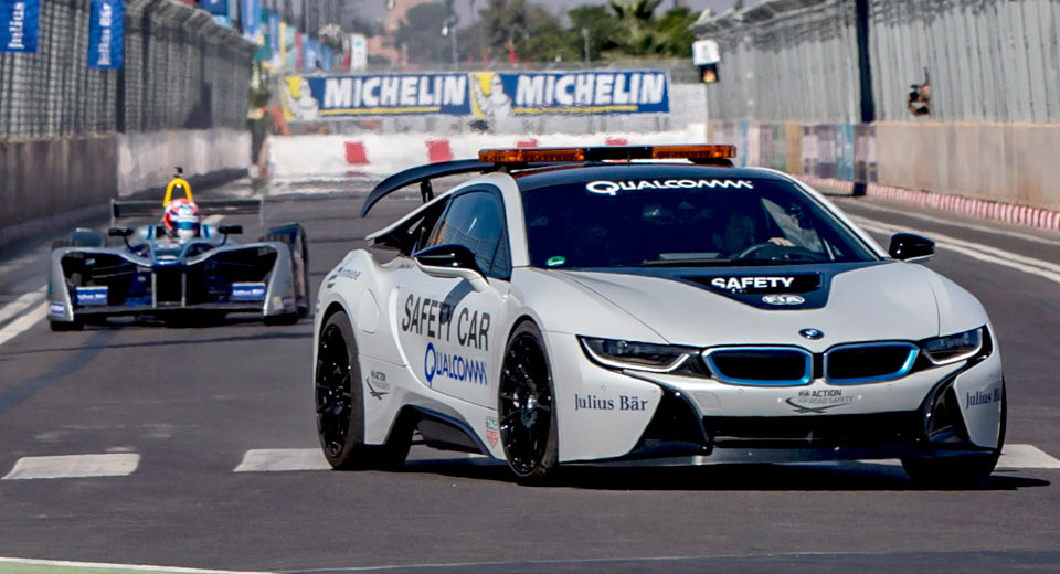 BMW Charging Full Speed Into Formula E Carscoops