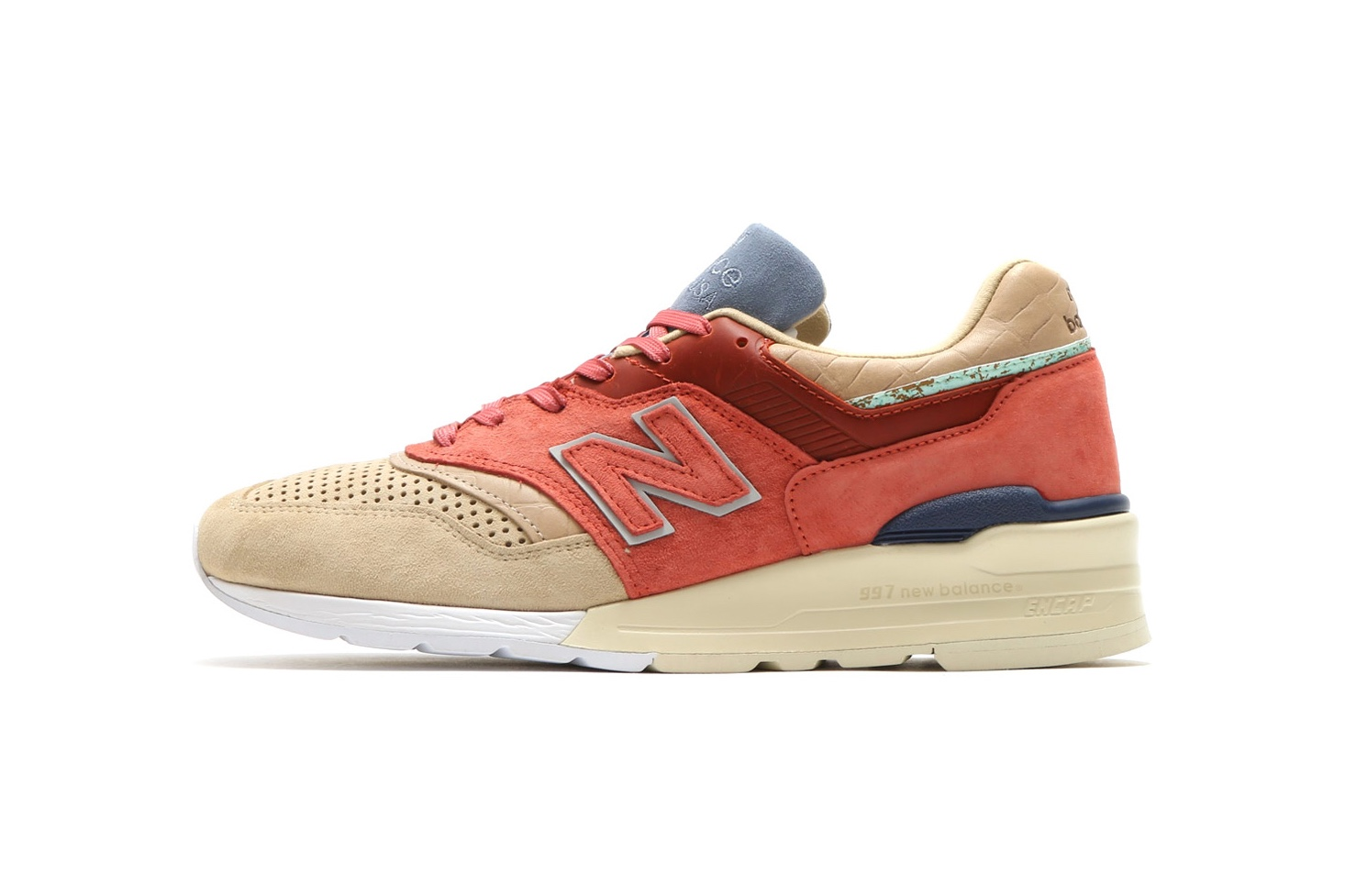 new balance limited edition beige