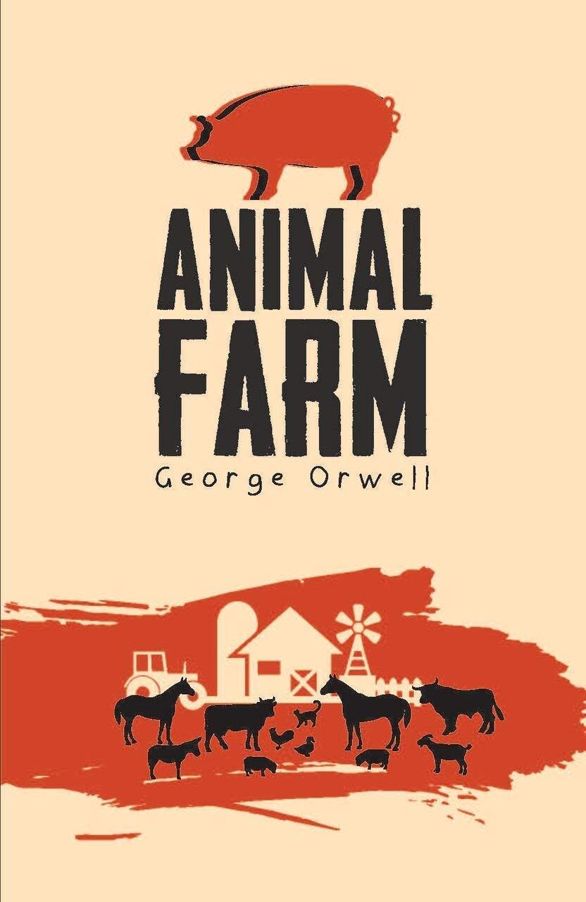 Delta To Sigma My Favorite Books Animal Farm