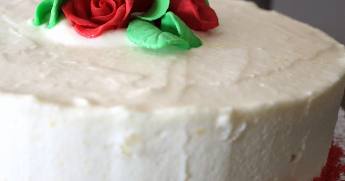 Rose Jelly Cake Recipe: Uncasual Pâtisserie: Rose Jam Cake