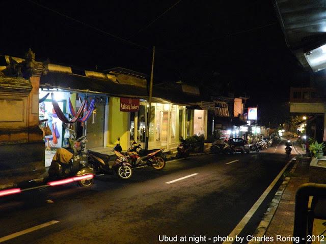 Toko restoran dan rumah makan di ubud bali